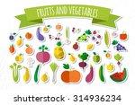 harvest time vector... | Shutterstock .eps vector #314936234