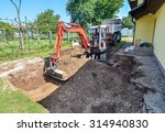 Rebuilding A House And Digging...