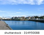 deauville   view from the dock... | Shutterstock . vector #314950088