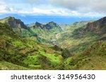 serra malagueta mountains in... | Shutterstock . vector #314956430