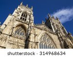 the historic york minster in...
