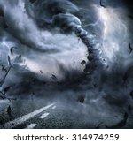 Powerful Tornado - Dramatic Destruction