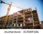 The Construction Crane And The...