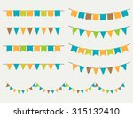 vector illustration of colorful ... | Shutterstock .eps vector #315132410