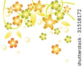 floral background 2 | Shutterstock .eps vector #31518172