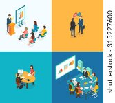 presentation  partnership  job... | Shutterstock .eps vector #315227600