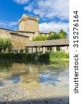 Small photo of Castle of Cuzcurrita of Tiron river, La Rioja (Spain)