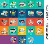 web   development | Shutterstock .eps vector #315356948