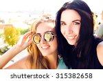Close Up Amazing Selfie...