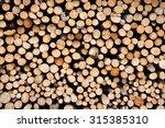 Firewood Alpine Winters
