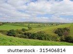 Gently Rolling Hills Of Exmoor...