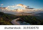 view point mist sunrise in... | Shutterstock . vector #315530570