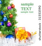 christmas decoration | Shutterstock . vector #31553590