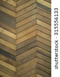 zig zag wooden background | Shutterstock . vector #315556133