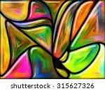 goblin glass series....   Shutterstock . vector #315627326