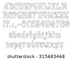 Mistic Font For Halloween...