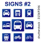 signs  2 | Shutterstock .eps vector #31569346