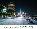 waterfront promenade at hudson... | Shutterstock . vector #315761624