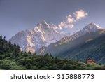 siguniangshan | Shutterstock . vector #315888773