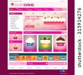 web page cake