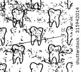 tooth pattern