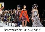 new york  ny  usa   september... | Shutterstock . vector #316032344