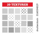 seamless patterns. endless...   Shutterstock .eps vector #316034819