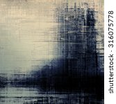 Abstract Grunge Background Or...