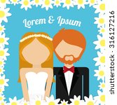 relationship  wedding and love  ...   Shutterstock .eps vector #316127216