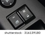 background of car lock button | Shutterstock . vector #316139180