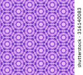 purple beautiful knitted... | Shutterstock . vector #316140083