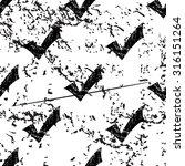 tick mark pattern