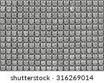 diamond pattern texture... | Shutterstock . vector #316269014