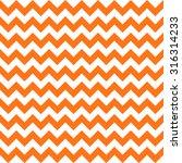 halloween orange chevron... | Shutterstock .eps vector #316314233
