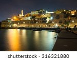 view of the old city of jaffa...   Shutterstock . vector #316321880