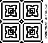 stylized vector texture.... | Shutterstock .eps vector #316408760