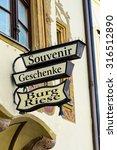 innsbruck  austria   july 4 ... | Shutterstock . vector #316512890