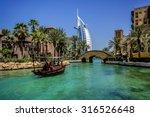dubai  united arab emirates  ... | Shutterstock . vector #316526648