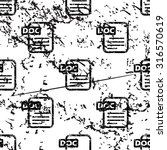 doc document pattern  grunge ...