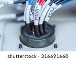 wiring    program control panel ... | Shutterstock . vector #316691660