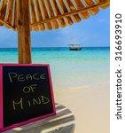 In The Picture A Zanzibar Beac...
