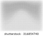 halftone background.abstract... | Shutterstock .eps vector #316854740