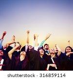 student celebration education... | Shutterstock . vector #316859114