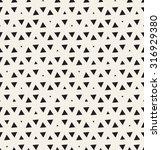 seamless pattern. modern... | Shutterstock .eps vector #316929380