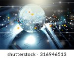 global business. | Shutterstock . vector #316946513