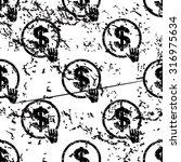 dollar click pattern  grunge ...