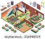 illustration of info graphic...   Shutterstock .eps vector #316988519