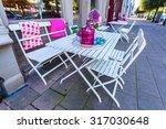Decorative Coffeehouse Table...