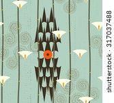 abstract seamless pattern....   Shutterstock .eps vector #317037488