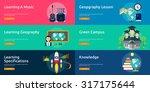 education   science | Shutterstock .eps vector #317175644